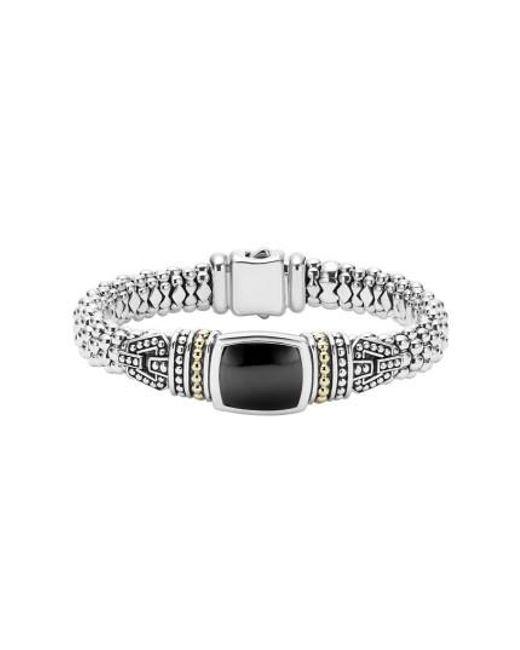 Lagos - Multicolor 'caviar Color' Semiprecious Stone Bracelet - Lyst