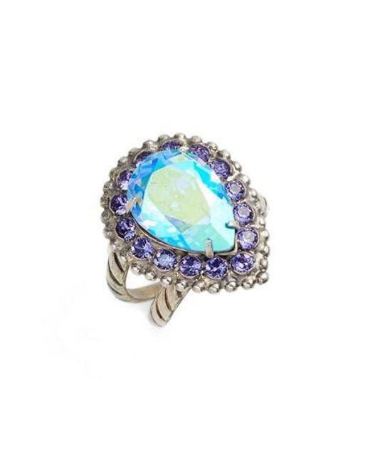 Sorrelli - Purple Arum Ring - Lyst