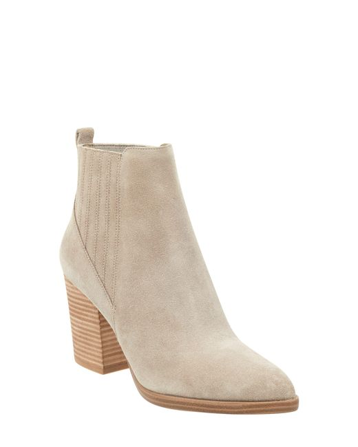 Marc Fisher - Natural Alva Bootie - Lyst
