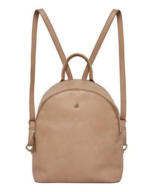 Urban Originals - Brown Magic Vegan Leather Backpack - - Lyst