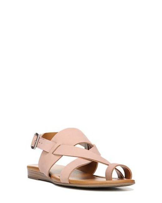 Sarto - Pink Franco Sarto 'gia' Sandal - Lyst