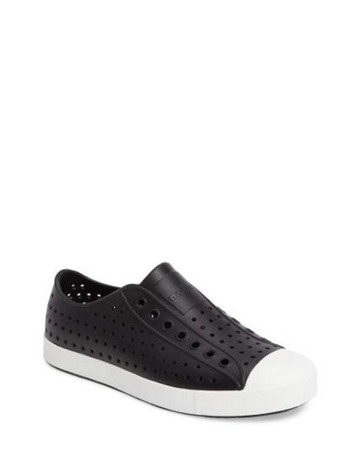 Native Shoes - Black Native Shoes 'jefferson' Slip-on for Men - Lyst