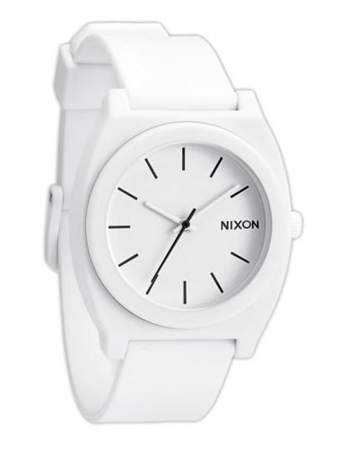 Nixon | White 'the Time Teller' Watch for Men | Lyst