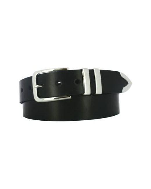 Remo Tulliani | Black Archer Leather Belt for Men | Lyst