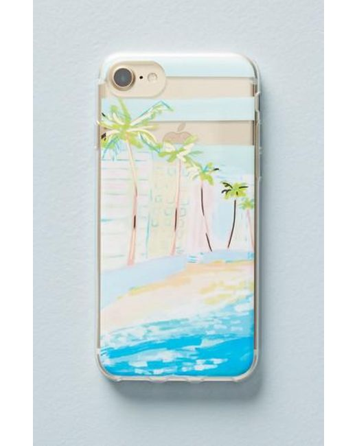 Anthropologie - Multicolor Venice Beach Iphone 6/6s/7/8 Case - - Lyst