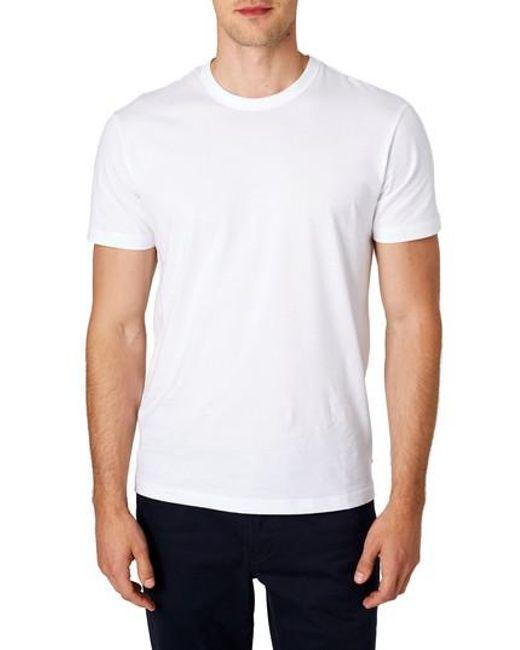 7 Diamonds - White Iqonicq Crewneck T-shirt for Men - Lyst