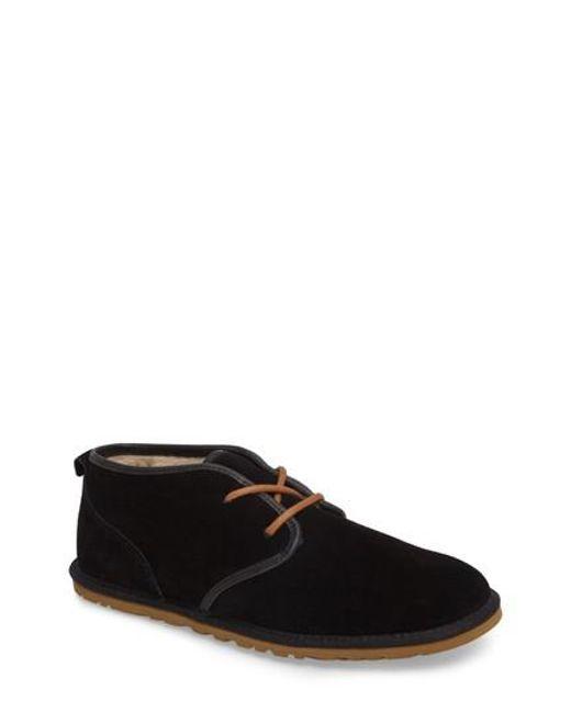 Ugg | Black Ugg Maksim Chukka Boot for Men | Lyst