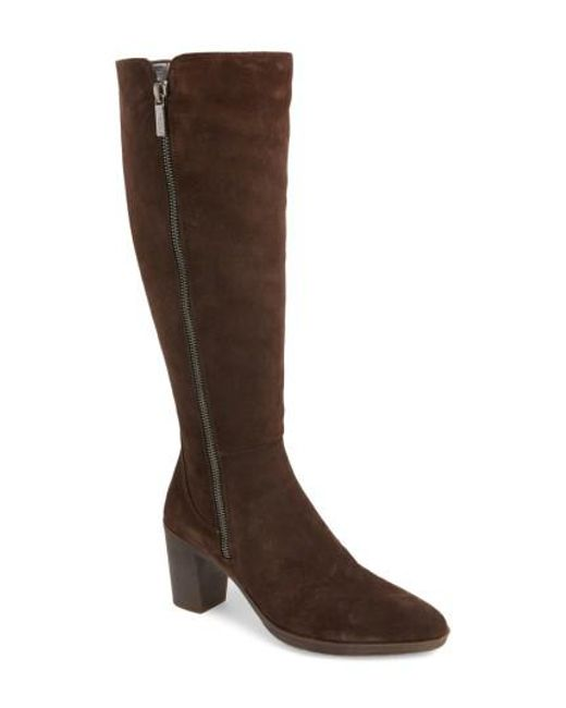 The Flexx | Brown Pony Up Boot | Lyst