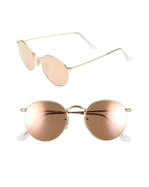 Ray-Ban | Brown Icons 50mm Sunglasses | Lyst