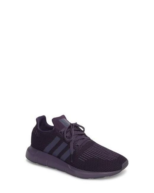 Adidas - Purple Swift Run Sneaker for Men - Lyst