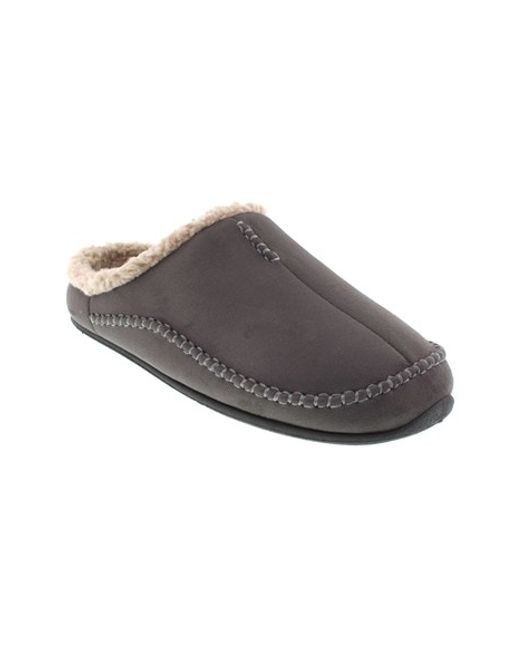 Deer Stags | Gray 'nordic' Slipper for Men | Lyst
