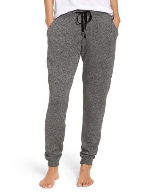 Make + Model   Gray Lounge Around Pants   Lyst
