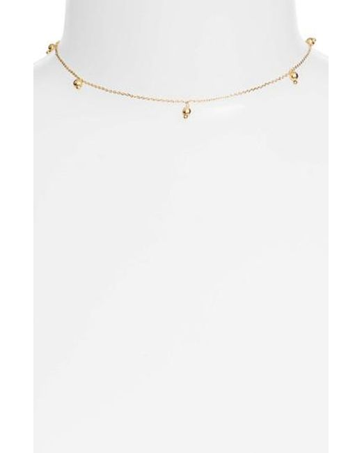 Uncommon James by Kristin Cavallari - Metallic All Day Necklace - Lyst