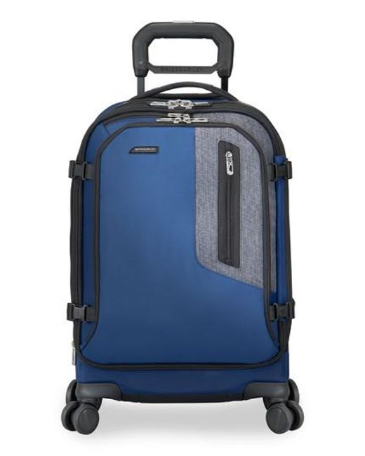 Briggs & Riley - Blue Brx Explore 22-inch Wheeled Domestic Carry-on for Men - Lyst
