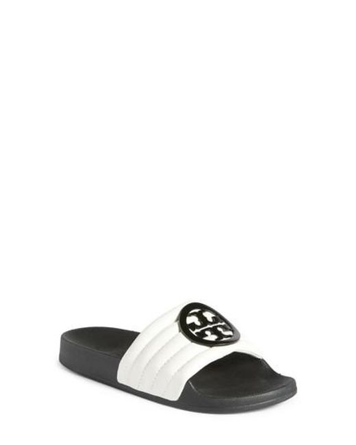 Tory Burch Lina Padded Slide GuF4Kc