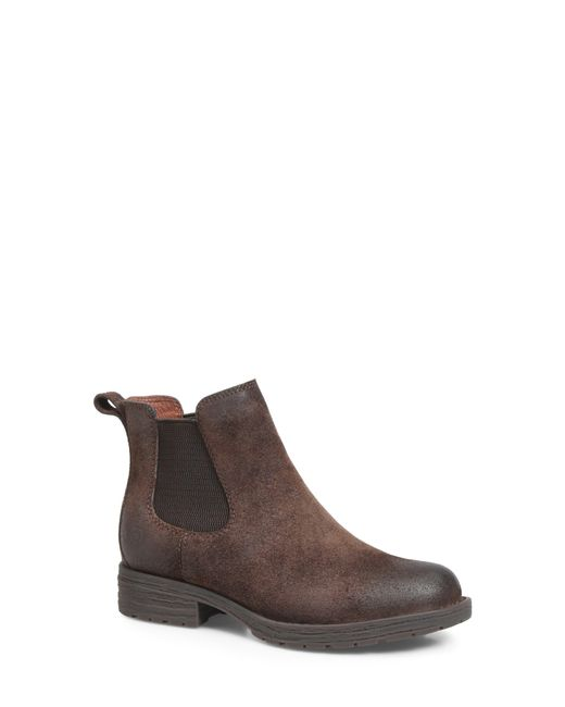 f8449dab79c0 Born - Brown Børn Cove Waterproof Chelsea Boot - Lyst ...