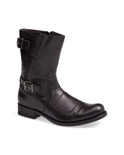 Sendra - Black Moto Boot for Men - Lyst