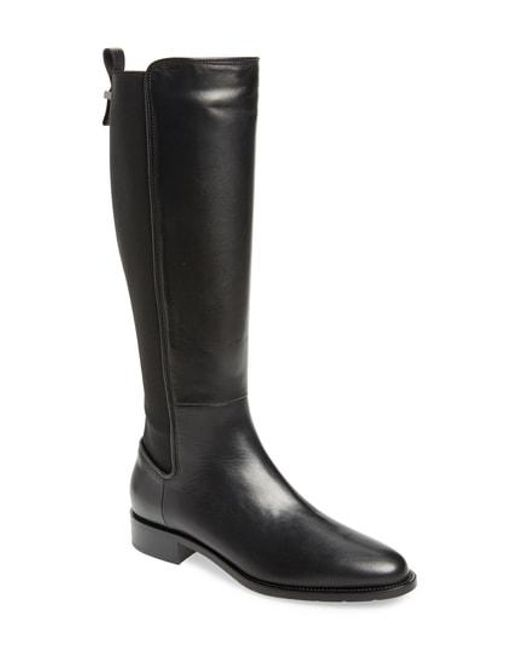 Aquatalia - Black Nastia Weatherproof Boot - Lyst
