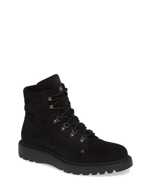 Aquatalia - Black Christopher Weatherproof Hiking Waterproof Boot for Men - Lyst