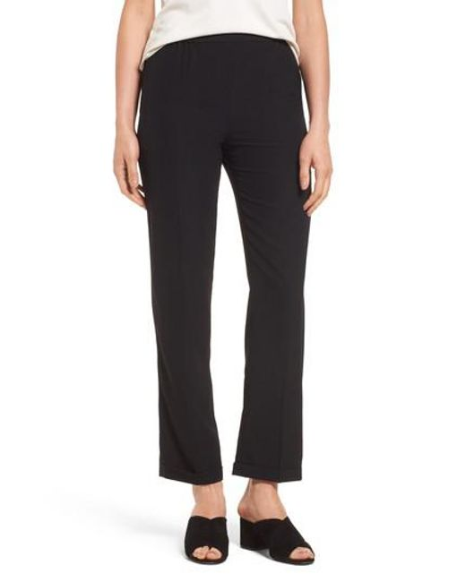 NIC+ZOE | Black Soft Swing Pants | Lyst