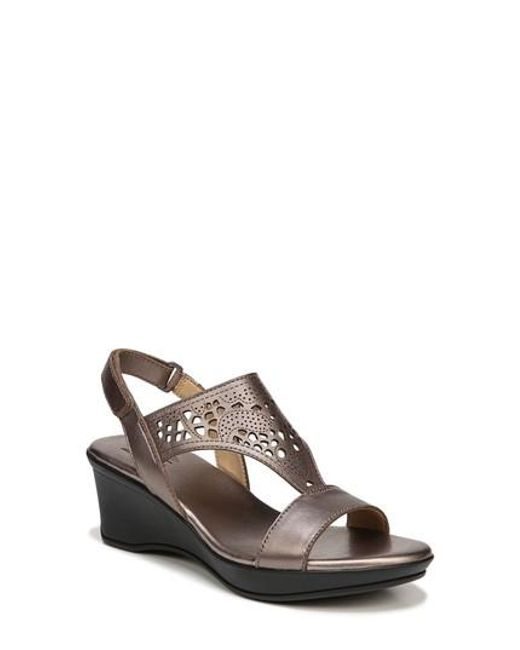 Naturalizer Women's Veda Wedge Sandal