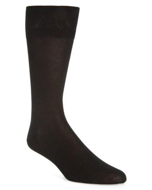 John W. Nordstrom | Black John W. Nordstrom Socks for Men | Lyst