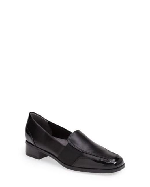 Trotters   Black 'arianna' Loafer   Lyst