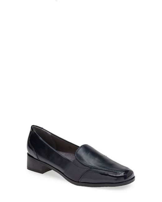 Trotters | Blue 'arianna' Loafer | Lyst