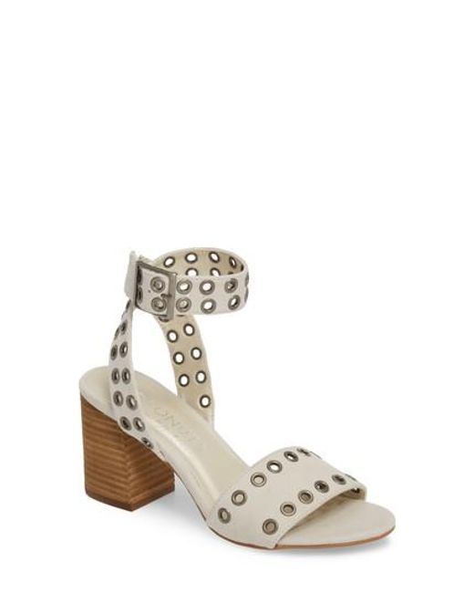 Matisse Women's Aiden Block Heel Sandal OsFHV