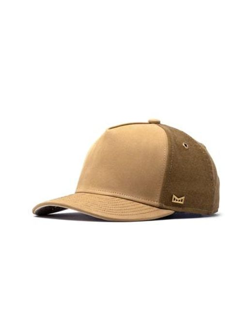 info for 92131 0c292 Melin - Natural The Icon Baseball Cap - for Men - Lyst. View fullscreen