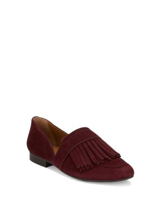 G.H. Bass & Co. | Multicolor 'harlow' Kiltie Leather Loafer | Lyst