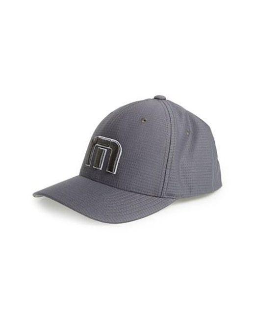 Travis Mathew | Black 'b-bahamas' Hat for Men | Lyst