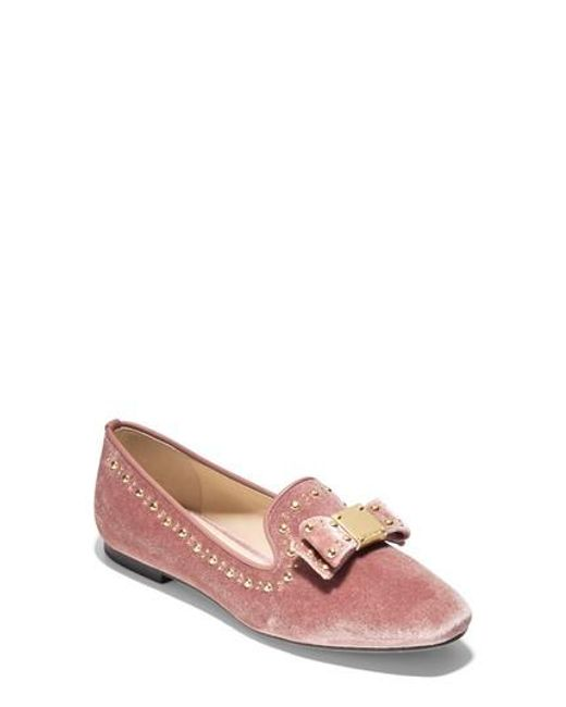 Cole Haan   Multicolor Tali Bow Loafer   Lyst