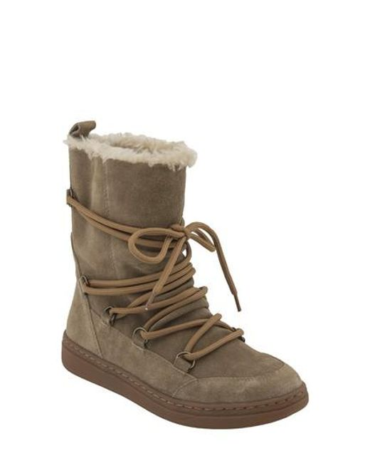 Earth - Brown Earth Zodiac Water Resistant Boot - Lyst