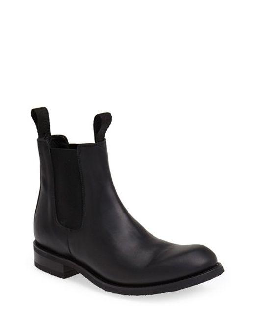 Sendra | Black 'al' Chelsea Boot for Men | Lyst