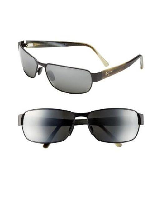 Maui Jim   'black Coral - Polarizedplus2' 65mm Sunglasses for Men   Lyst