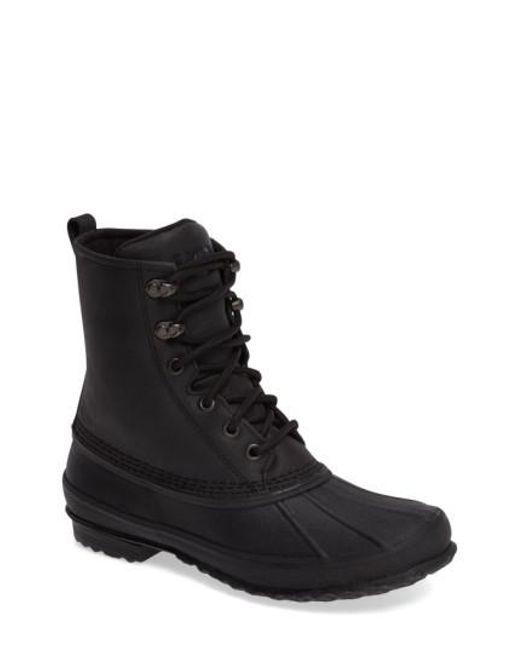 Ugg - Black Ugg Yucca Rain Boot - Lyst