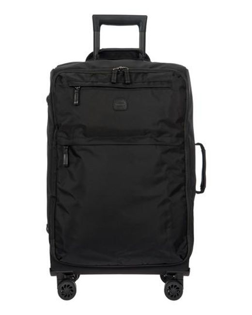 Bric's - Black X-bag 25-inch Spinner Suitcase for Men - Lyst