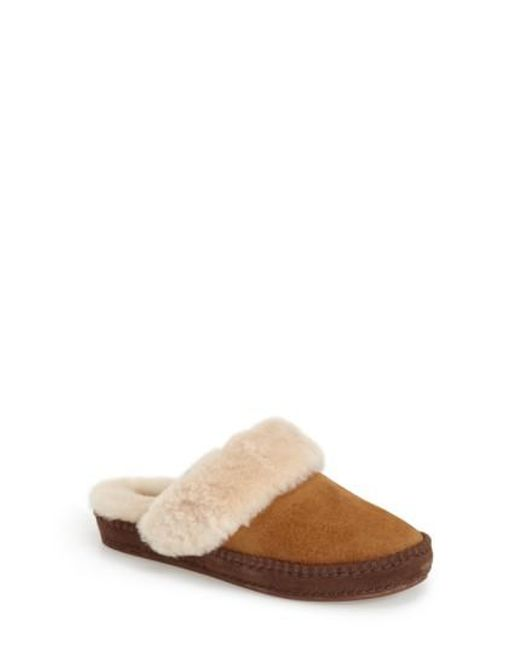 Ugg - Brown 'Aira' Slipper - Lyst