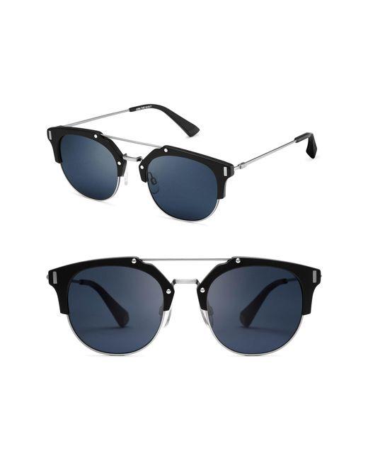 21145781f0 MVMT Weekend 51mm Polarized Sunglasses in Black for Men - Lyst