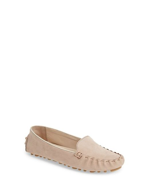Cole Haan | Natural 'cary Venetian' Driving Moccasin | Lyst