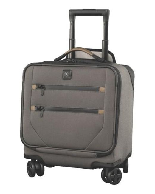 Victorinox | Gray Victorinox Swiss Army Lexicon 2.0 Dual Caster Wheeled Boarding Tote for Men | Lyst