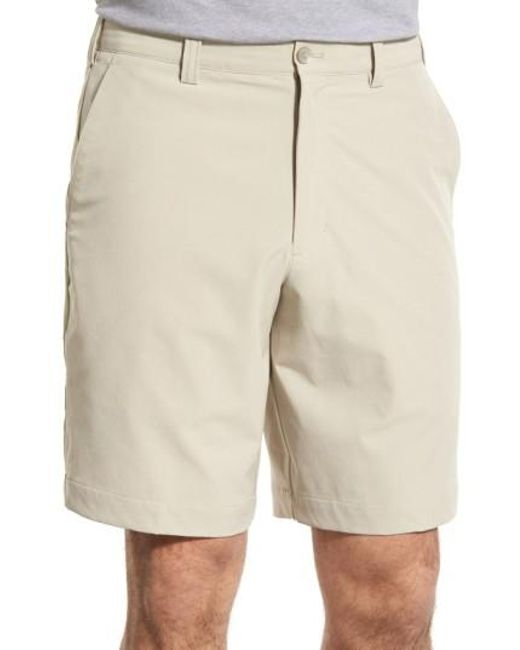 Cutter & Buck | Natural 'bainbridge' Drytec Shorts for Men | Lyst