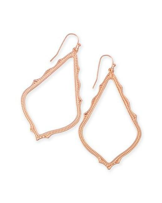 Kendra Scott | Pink 'mystic Bazaar - Sophee' Drop Earrings | Lyst