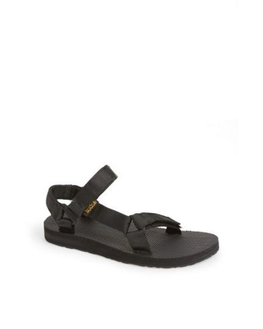Teva | Black 'original Universal' Sandal | Lyst