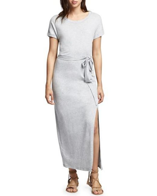 Sanctuary - Gray Isle Maxi Dress - Lyst