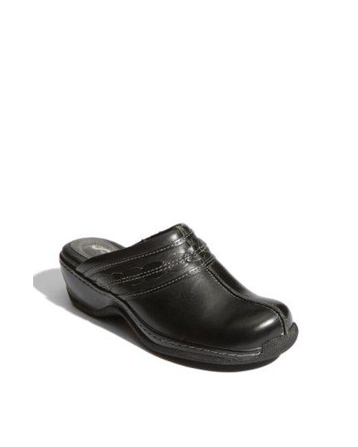 Softwalk® - Black Softwalk 'abby' Mule - Lyst