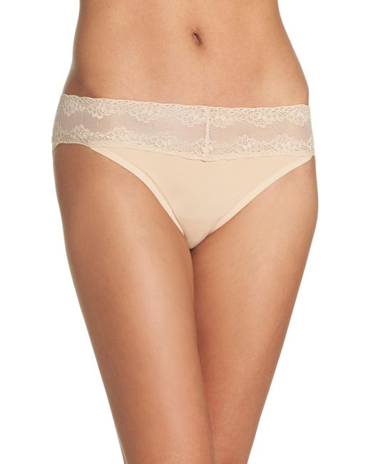 Natori - Natural Bliss Perfection Bikini - Lyst