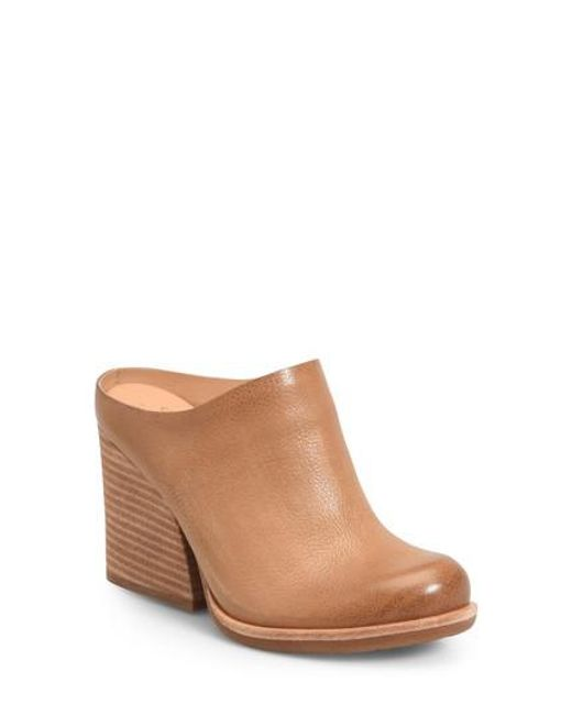 Kork-Ease - Brown Kork-ease Challise Clog - Lyst