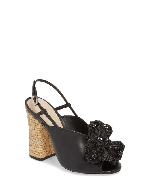 Schutz - Black Milani Sandal - Lyst